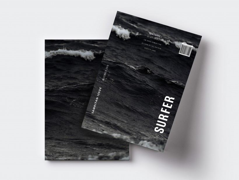 Surfer Magazine Editorial